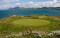 Terrain de Golf - Pays de Galles - Royaume Uni - Gail Johnson / Fotolia