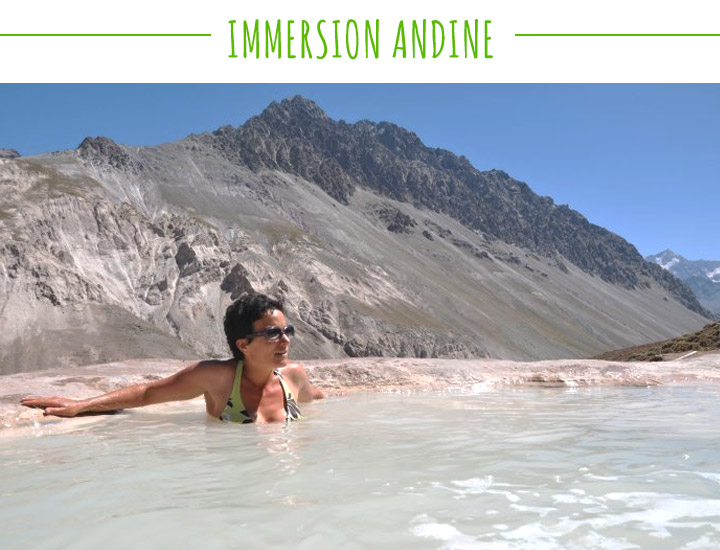 IMMERSION ANDINE