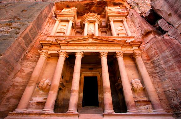 Site archéologique de Pétra – Jordanie