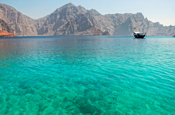 Péninsule du Musandam – Oman