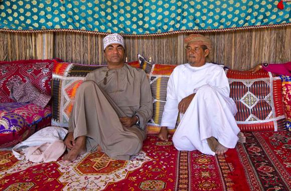 Maison traditionnelle – Oman