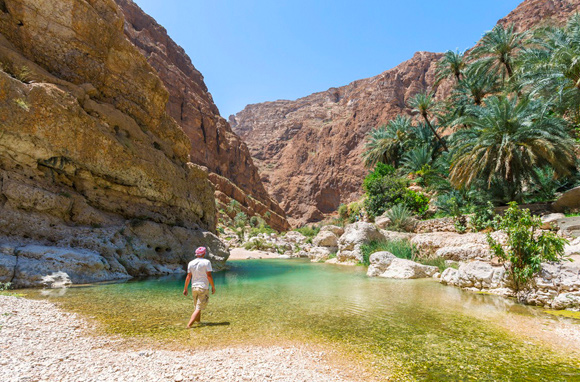Wadi Shab - Ash Sharqiyah – Oman