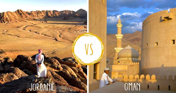 Jordanie vs Oman : duel au soleil