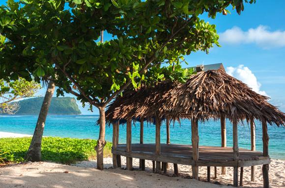 Fale, îles Samoa
