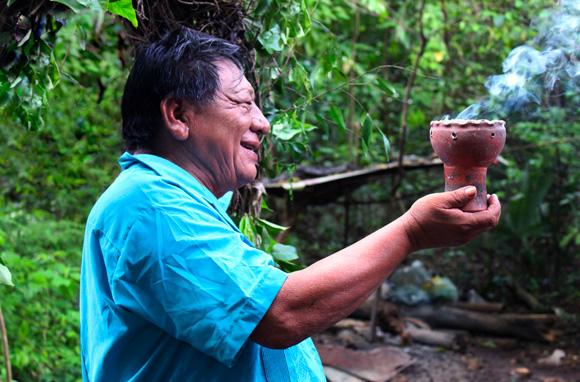 Indien Maya à Punta Laguna - Péninsule du Yucatan – Mexique