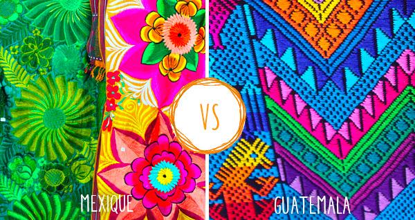 Mexique vs. Guatemala : battle chez les Mayas