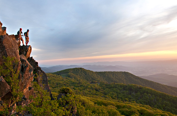 Parc national de Shenandoah - Virginie – Etats-Unis