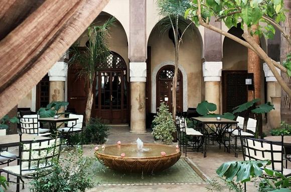 Villa Nomade, Marrakech - Maroc