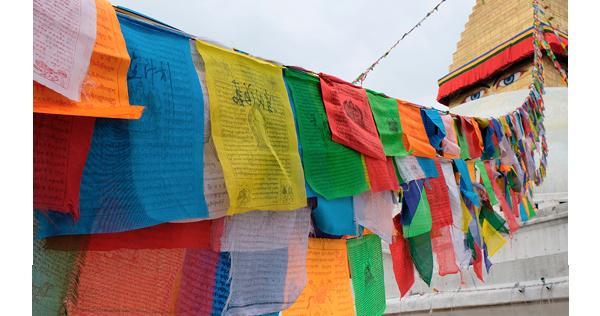 Stupa de Bodnath - Région de Katmandou – Népal