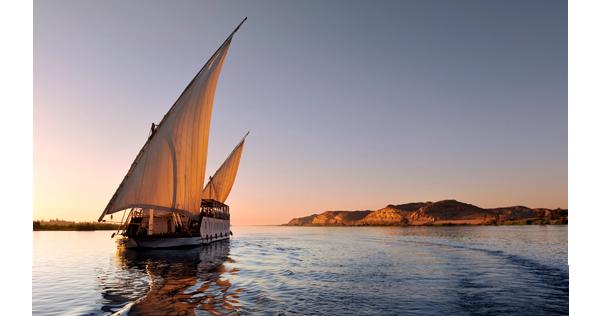 Dahabieh sur le Nil – Egypte